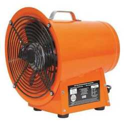 Air Systems International Svf-8dc Axial Fan,12vdc,8,battery Clips