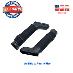 Set 2 Air Intake Inlet Duct Hose Left And Right Fit Mercedes-benz W204 W212 08-12