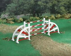 Breyer 2014 Traditional Show Jumping Oxer 1:9 show jumps accessory show jumping