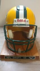 Green Bay Packers 1999 Nfl Draft Pick Phone Donald Driver Madison Square Gardens