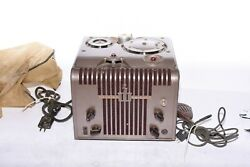 Webster Chicago Electronic Memory Wire Recorder Model 181-1r As-is