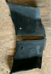 65-66 Mustang Rear Interior Quarter Panel For Coupe Only