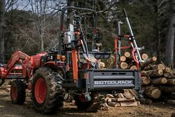 Tractor Attachment Carryall For John Deere Kubota Ballast Box And More
