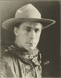 William S. Hart - Autographed Signed Photograph
