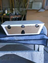 Boat T Top Electronics Box Marine Radio Box 28.75 And039and039wide 7 5/8and039and039 Tall. New.