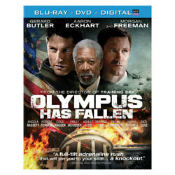 Sony Pictures Home Ent Br42597 Olympus Has Fallen Blu-ray/dvd Combo/ws 1.33/...