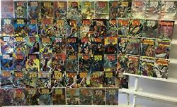 Grim Jack Near Complete Set Missing Issues In Description VF NM First Comic Run