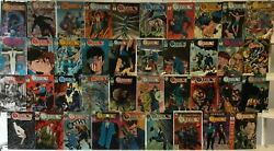 The Question Complete Set 1-37 + Annuals Vf Dc Comic Run Lot