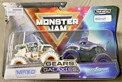 Spin Master 2021 Monster Jam Gears And Galaxies Doubles 20130209 164 Scale