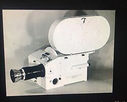 Photosonics 10b 70mm High Speed Motion Picture Military Camera Rare