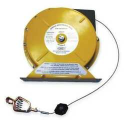 Hubbell Wiring Device-kellems Hbl50sd Static Discharge Reel50 Ft8-13/16 H