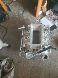 2000and039s Ford Supercharger Kit For 5.4l F 150. Is Chromed And Remanufactured.
