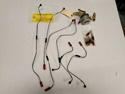 New Tcm Metered Fuel Assembly Part 646433-5a5 Continental Motors 8130-3 Faa