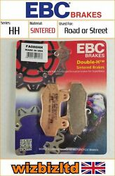 Superbyke M-ped 125 Road Classic All Years [ebc Front Brake Pads] [hh-series]