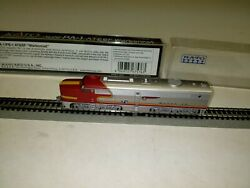 C-8 N Scale Dcc With Sound Kato Pa-1 Sf Powered Diesel Tested Runs Good 176-4121