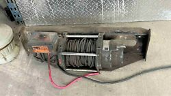 Warn Industries M12000 Series 12 Volt Electric Winch Missing Controller