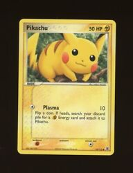 Pikachu 74/112andnbsp Non-holo Ex Firered Leafgreen Pokemon Card Fire Red 2004