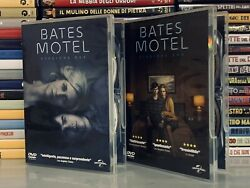 Bates Motel - Before And Second Season 1 And 2 - Dvd Italian In Italian