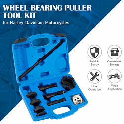 18pcs Wheel Bearing Remover And Installer Tool Kit For Recent Harley Davidson Us