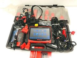 Snap-on Verus D10 M4 Scope Meter Kit With Attachments Eehd301-6