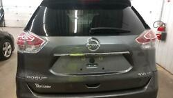 Tailgate / Trunk / Decklid For Rogue Gry Wipe Priv W-lights Less Cam 7l1