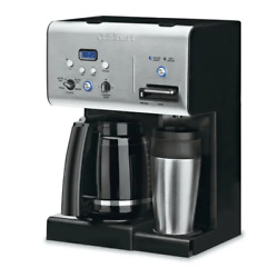 Cuisinart Coffee Plus™ 12 Cup Programmable Coffeemaker Plus Hot Water System