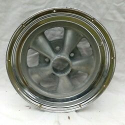 Crager Wheel 1964 Dated Chrome 15 X 6