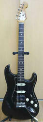Fender Usa Stratocaster Electric Guitar 1989 Manufactured With Soft Case