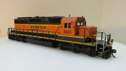 Bnsf 6821 Swoosh Sd40-2, Kato, Custom By Southern Tier Modelworks, Ho