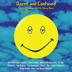 Various - Dazed And Confused Motion Picture [colored Vinyl] New Sealed Lp