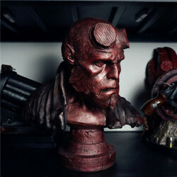 11 Helloboy Life Size Resin Bust Statue Model 22'' Movie Figure Collection