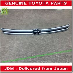 Toyota Lexus Spade Queen Plated Grill 75770-52050 Jdm Oem Genuine Parts 75770520