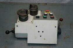 Control Panel For Fz15w Vertical Cnc Lathe