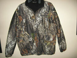 Winchester Menand039s Camo Hunting Jacket Size Xl
