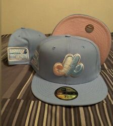 Montreal Expos Fitted Hat 7 3/8