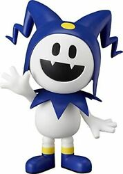 Nendoroid Shin Megami Tensei Jack Frost Non-scale Abs And Pvc Painted Movab...