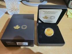 Pure Gold Coin - Early Canadian History The Fur Trade - Mintage 1200 2021
