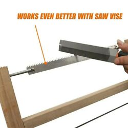 New Saw File Hand Saw For Sharpening And Straightening Wood Rasp File Hand Tool