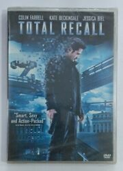 Total Recall Movie Dvd