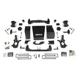 For Chevy Silverado 1500 14-16 6 X 5 Standard Front And Rear Suspension Lift Kit