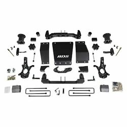 For Chevy Silverado 1500 14-18 6 X 5 Standard Front And Rear Suspension Lift Kit