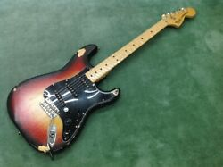 Used Fender Usa 1979 Vintage Stratocaster Mod Electric Guitar With Tough Case