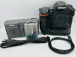 Nikon D5 Digital Camera Used Beauty Excellent Black Body Only From Japan