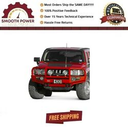 Arb 3468020 4x4 Accessories Deluxe Bull Bar For 2006-09 Hummer H3 Without Flares