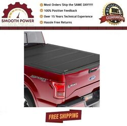 Bak Tonneau Cover Mx4 Fold And Lock 5.6and039 Bed W/ Deck Rail Fits Tundra 2007-2020