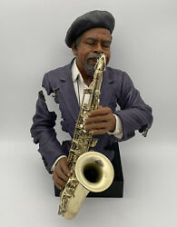 Willitts Design 2005 Sax Appeal Art Impressions All That Jazz Sculpture 62001