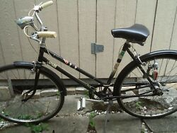 Vintage Sears And Roebuck Womenand039s Bicycle Made In Austria