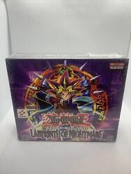 2003 Yu-gi-oh Labyrinth Of Nightmare 1st Edition Factory Sealed Booster Box