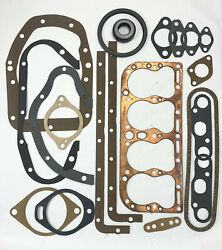 Head Gasket For Hercules Zxa Zxb Engines - Avery V + Some Cockshutt Combines