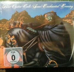 Blue Oyster Cult Some Enchanted Evening Cd Dvd Oop Rare Buck Dharma Eric Bloom